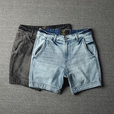 ~COG~ m1622 買3送1 兩件9折 原創街頭潮流 IG ARMY 英式復古短褲 黑魂水洗休閒短褲