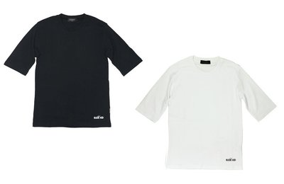 { POISON } SKATOPIA RUDE KID HALF SLEEVE TEE 台灣製40織純棉 層次5分袖