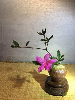 (店鋪不續租清倉大拍賣)李明松先生,手拉坯小花瓶#346#原價2400元特價1200元