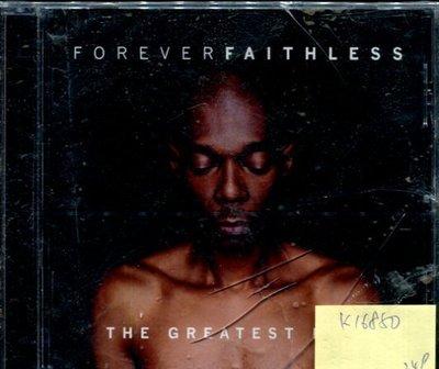*真音樂* FOREVER FAITHLESS / THE GREATEST HITS 全新 K16850