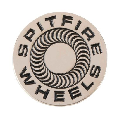 [KUTINAWA] SPITFIRE SWIRL LAPEL PIN