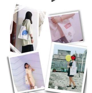 【I930個性小舖】 客製化帆布包(雙面) 手提包單肩包包包、來圖訂做 節日結婚紀念廣告宣傳動漫同人偶像明星周邊禮品贈品