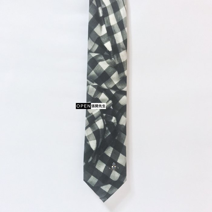【張開先生】Vivienne Westwood 領帶