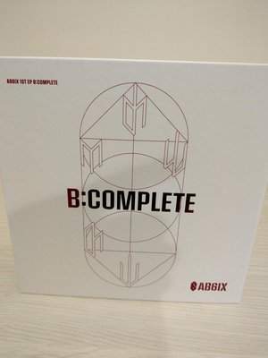 AB6IX B:COMPLETE專輯 韓專 I版(已拆封未使用)