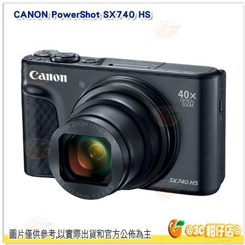 @3C 柑仔店@ Canon PowerShot SX740 HS 平輸繁中一年保固