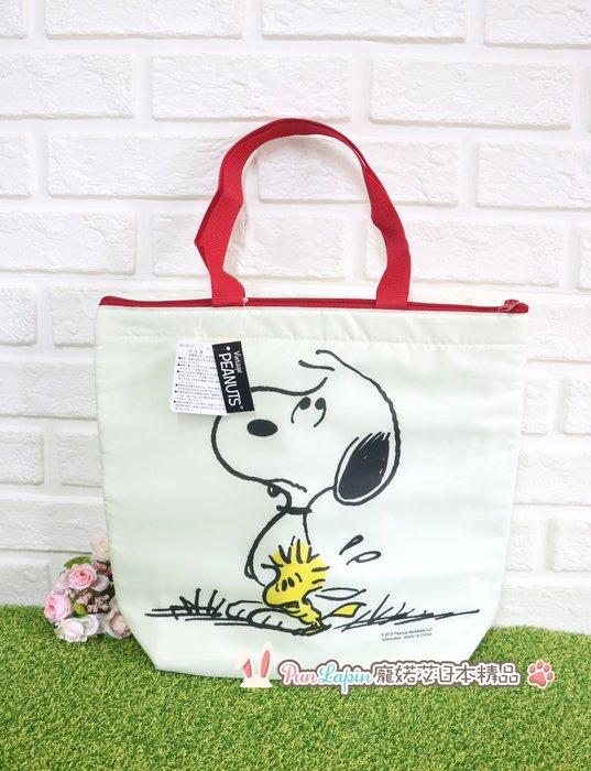 (現貨在台)日本正品 PEANUTS 史努比 SNOOPY  手提袋 保冷袋 保溫袋 便當袋 拉鍊袋 單肩包 隨身包
