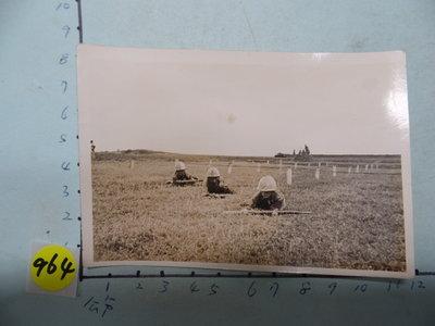 極早期,救國團,軍事戰鬥營,古董黑白,照片,相片9