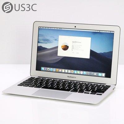 【US3C-高雄店】【一元起標】2015年初 公司貨 Apple MacBook Air 11吋 i5 1.6G 4G 128G 輕薄筆電 小筆電 高雄市