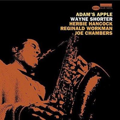 【黑膠唱片LP】喉結 Adam's Apple / 韋恩蕭特 Wayne Shorter-0602547085641