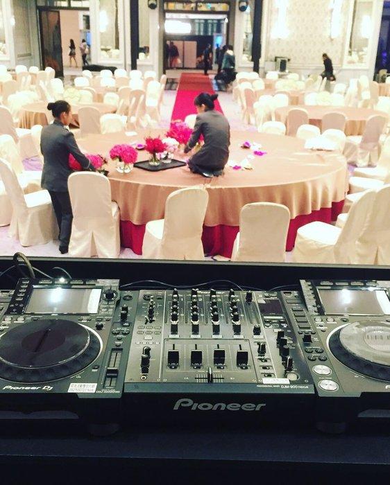 尾牙春酒DJ設備租賃、CDJ-2000NXS2、DJM900NXS2、邦克DJ器材租賃