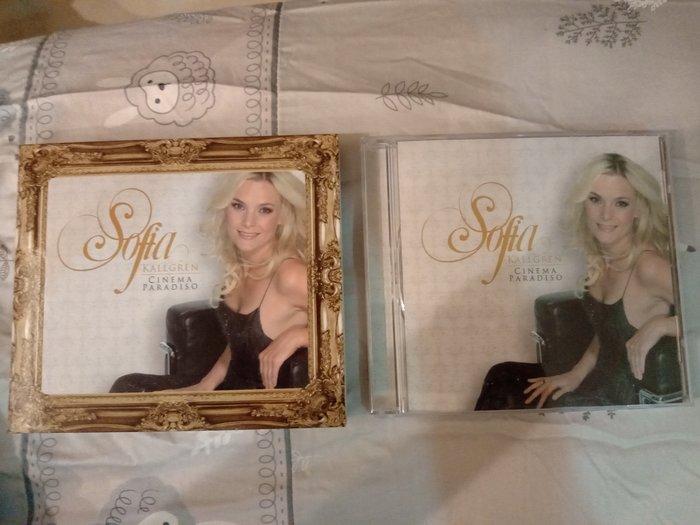 發燒跨界音樂女王-蘇菲亞凱葛琳 Sofia Kallgren-新天堂樂園 Cinema Paradiso cd