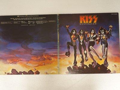 【柯南唱片】 KISS DESTROYER //吻合唱團 >>美版LP