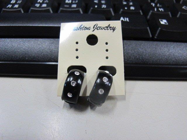二手舖 NO.4552 時尚造型耳環 耳針 耳鉤 便宜賣 首飾飾品