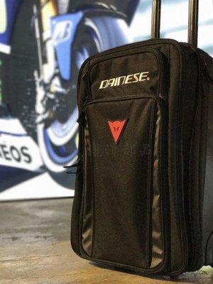 瀧澤部品 DAINESE 丹尼斯 D-CABIN WHEELED BAG 行李箱 齒輪箱 旅行旅遊出國 大容量皮衣安全帽