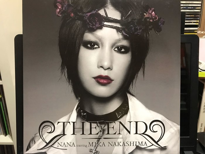 中島美嘉 MIKA NAKASHIMA/THE END 兩片裝 黑膠唱片