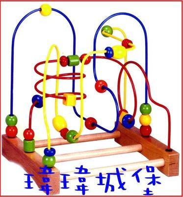 ♪♫瑋瑋城堡-玩具出租♪♫ 孩之友 歐洲櫸木大迷宮組(A) 可租日約6/10起