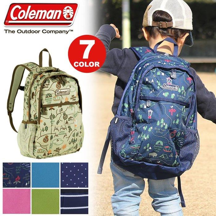 《FOS》日本 Coleman 兒童 輕量化 大容量 反光 安全 書包 小學 背包 孩童 小孩 開學 國小 上課 禮物