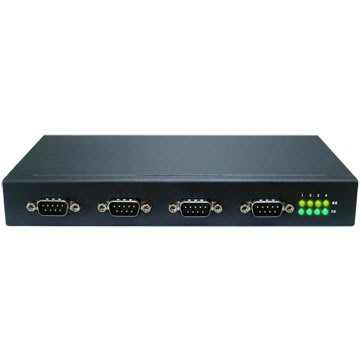 伽利略 USB to RS-232 4埠 - FTDI (USB232H4)