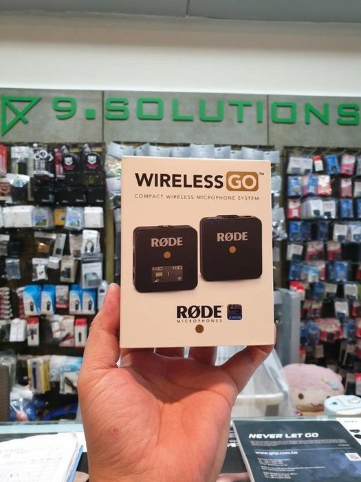 來來相機 RODE WIRELESS無線MIC