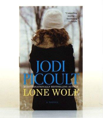小說 Lone Wolf 孤獨的狼 Jodi Picoult【中商原版】英文原版
