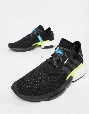 【Footwear Corner 鞋角 】Adidas OG POD-S3.1 Trainers Black 輕跑老爹鞋