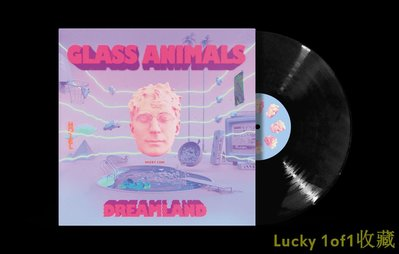 Lucky 1of1收藏Glass Animals Dreamland 黑膠 LP 8.7發行