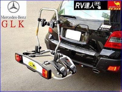 【RV達人】BENZ 賓士 GLK  G550 ML350自行車架 車頂架 拖車架 攜車架 優於 都樂 THULE 台中市