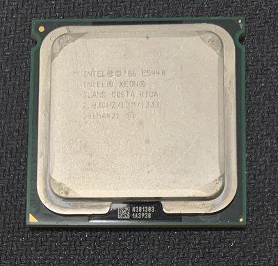 Intel Xeon E5440 CPU處理器 二手