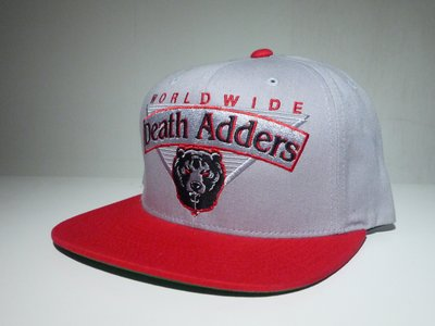 [Spun Shop]Mishka World Wide Death Adders Snapback Cap棒球帽 眼球