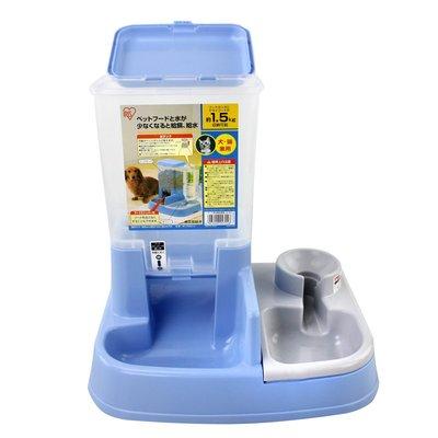 IRIS愛麗思貓咪狗自動喂食器愛麗絲飲水器喂水器寵物狗碗