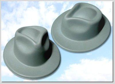 [美聯企業]全新台製紳士帽【NO.sy30 銀灰色】(角色扮演/化妝舞會/爵士帽/牛仔帽/活動表演道具帽子系列)
