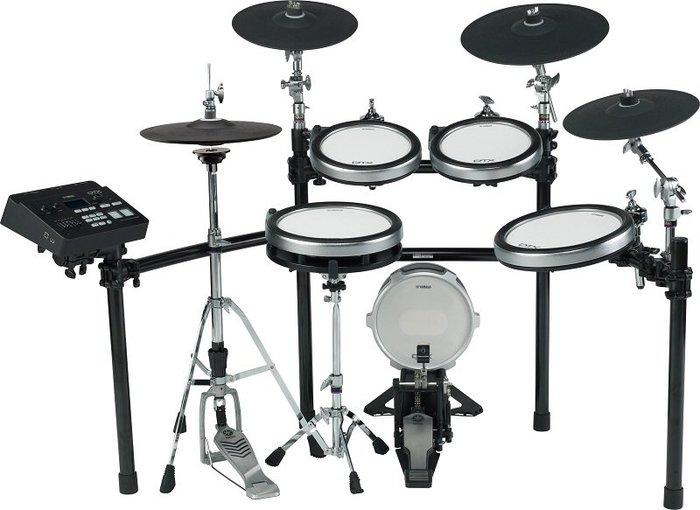 造韻樂器音響- JU-MUSIC - 全新 YAMAHA DTX760K 電子鼓