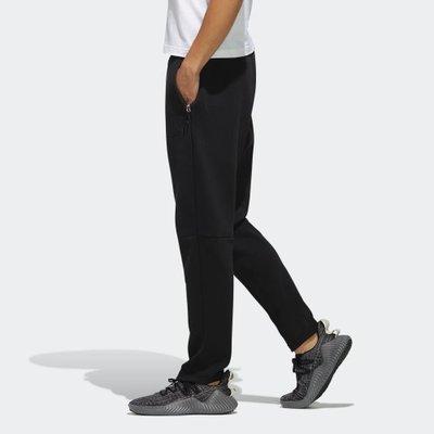 ADIDAS 愛迪達 黑色 全黑 運動休閒 拉鍊 復古 長褲 EH3752 請先詢問庫存
