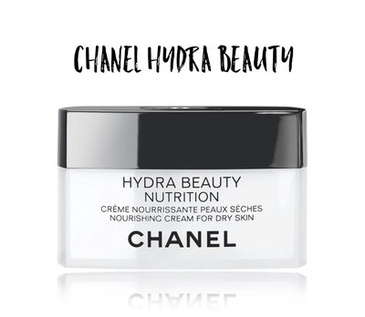 CHANEL HYDRA BEAUTY Nourishing and Protective Cream