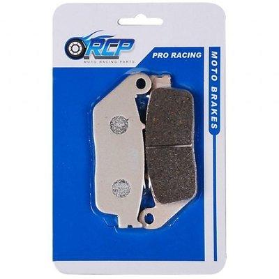 RCP 142 RACING 金屬 煞車皮 X-CITING 刺激 300 F 前 台製品