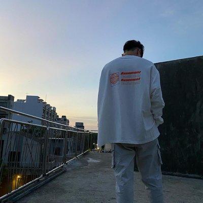 O.N.A. Earth Basement Long T-shirt 純棉薄長袖上衣
