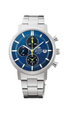 日本正版 Orient 東方 STYLISH AND SMART WV0071TY 日本製 男錶 男用 手錶日本代購