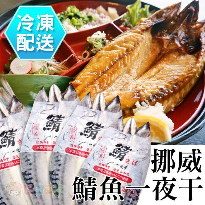 挪威鯖魚一夜干(330g) 燒烤必備 冷凍配送[CO00428] 健康本味