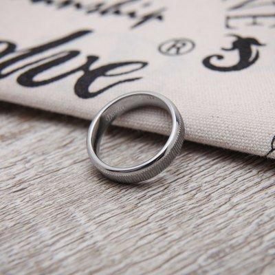 Dissolve戒指男潮個性復古食指男士單身戒潮牌黑色情侶鐳射指環情侶、單身戒指