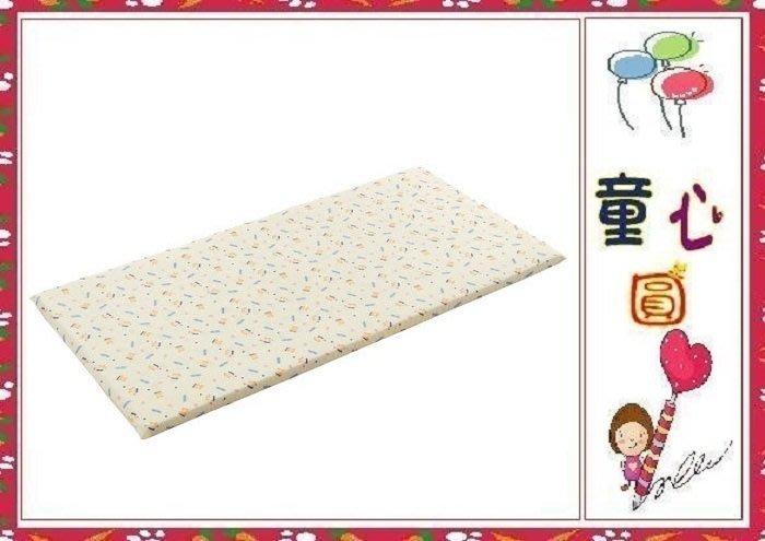 【BabyBabe】高科技環保聚酯纖維床墊~嬰兒床床墊~比乳膠更透氣~加長~大床款◎童心玩具1館◎