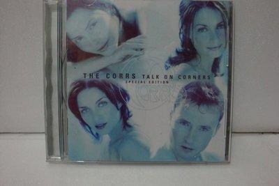 【銅板交易】二手原版CD♥The Corrs Talk On Corners Dreams I Never Loved You Anyway