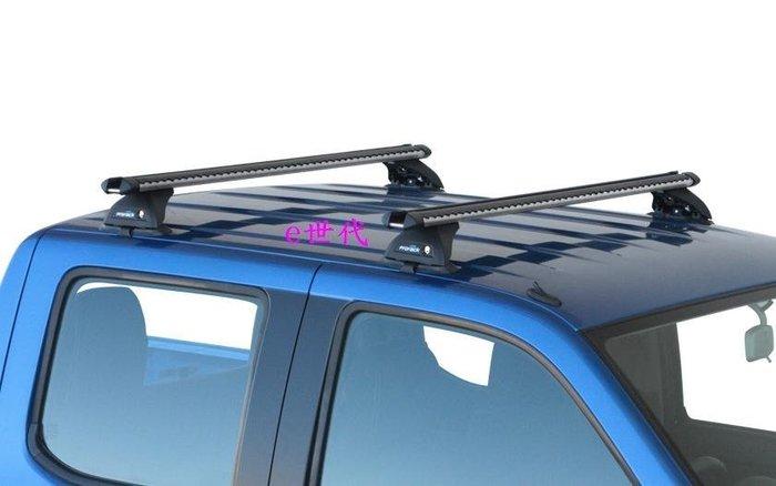e世代YAKIMA WHISPBAR HD BAR橫桿負重型突出式勾門邊及預留孔型車頂架~含勾片KIT行李箱車頂箱單車架