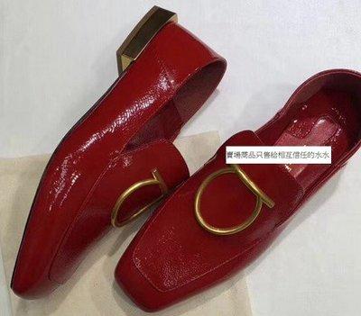 MAMA/SF金屬跟真皮樂福鞋