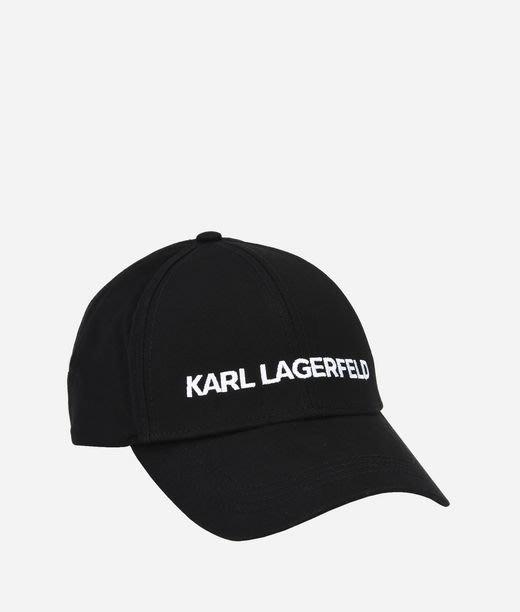 【代購】KARLLAGERFELD Logo 棒球帽 二色