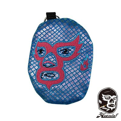 『Haoming』Mask Coin Case  零錢包 COLOR A