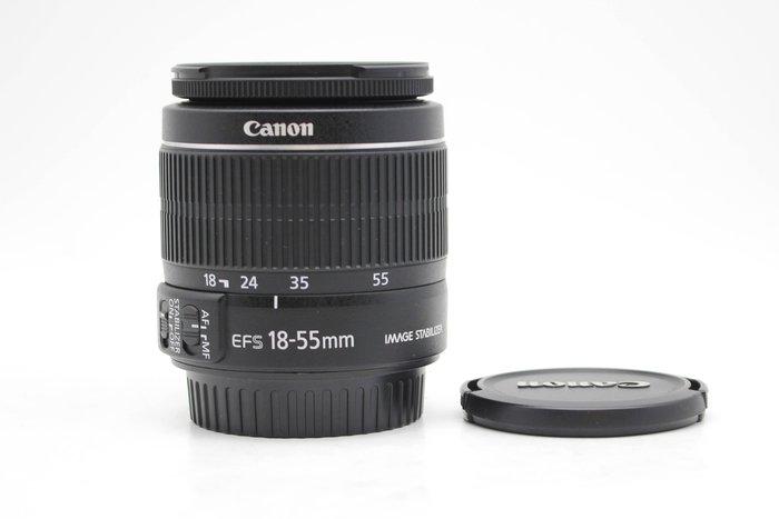 【高雄青蘋果3C】Canon EF-S 18-55mm f3.5-5.6 IS II 二手鏡頭 標準鏡頭 #48123