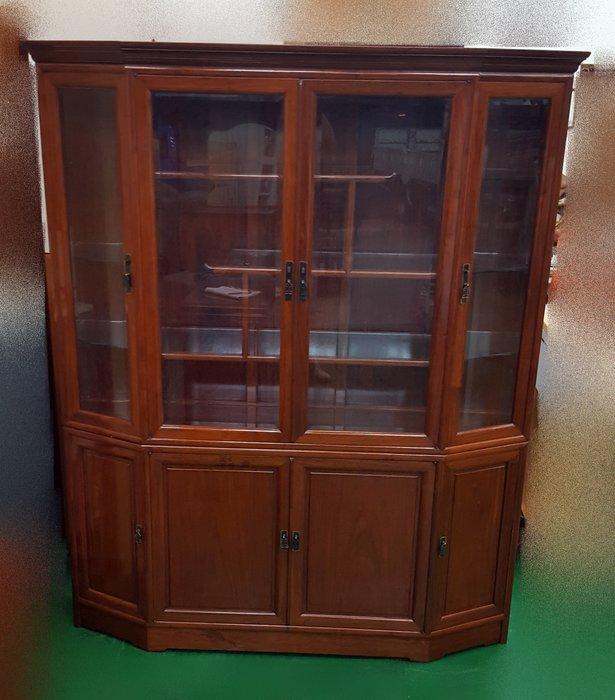 宏品二手家具買賣 R11101*高級花梨木書櫃 實木餐桌椅*全新中古傢俱買賣 2手家電器 古董 仿古 雕刻 藝品