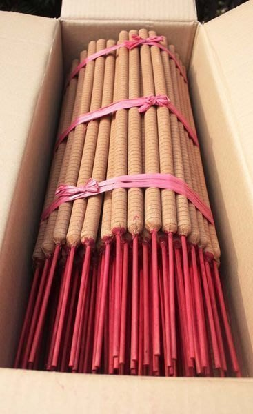 環保貢香 Q0 檀料環保螺旋貢香 手工環保螺旋貢香 工廠團購最低價 尺6十斤裝$650 合理價格 品質保證