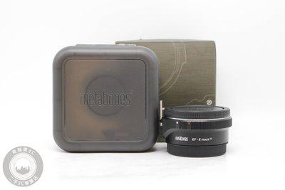 【高雄青蘋果3C】Metabones Canon to Emount T V 五代 轉接環 二手轉接環 #56100