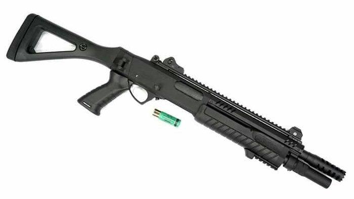 JHS((金和勝 槍店))預購免運費 VFC-Fabarm-STF/12-瓦斯散彈槍 6126